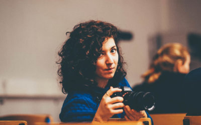 Rénata CHARIKIOPOULOS / Réalisatrice